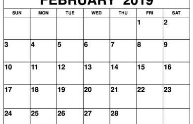 Wiki February Calendar 2019 calendar february 2019 january 2019   Maco.palmex.co