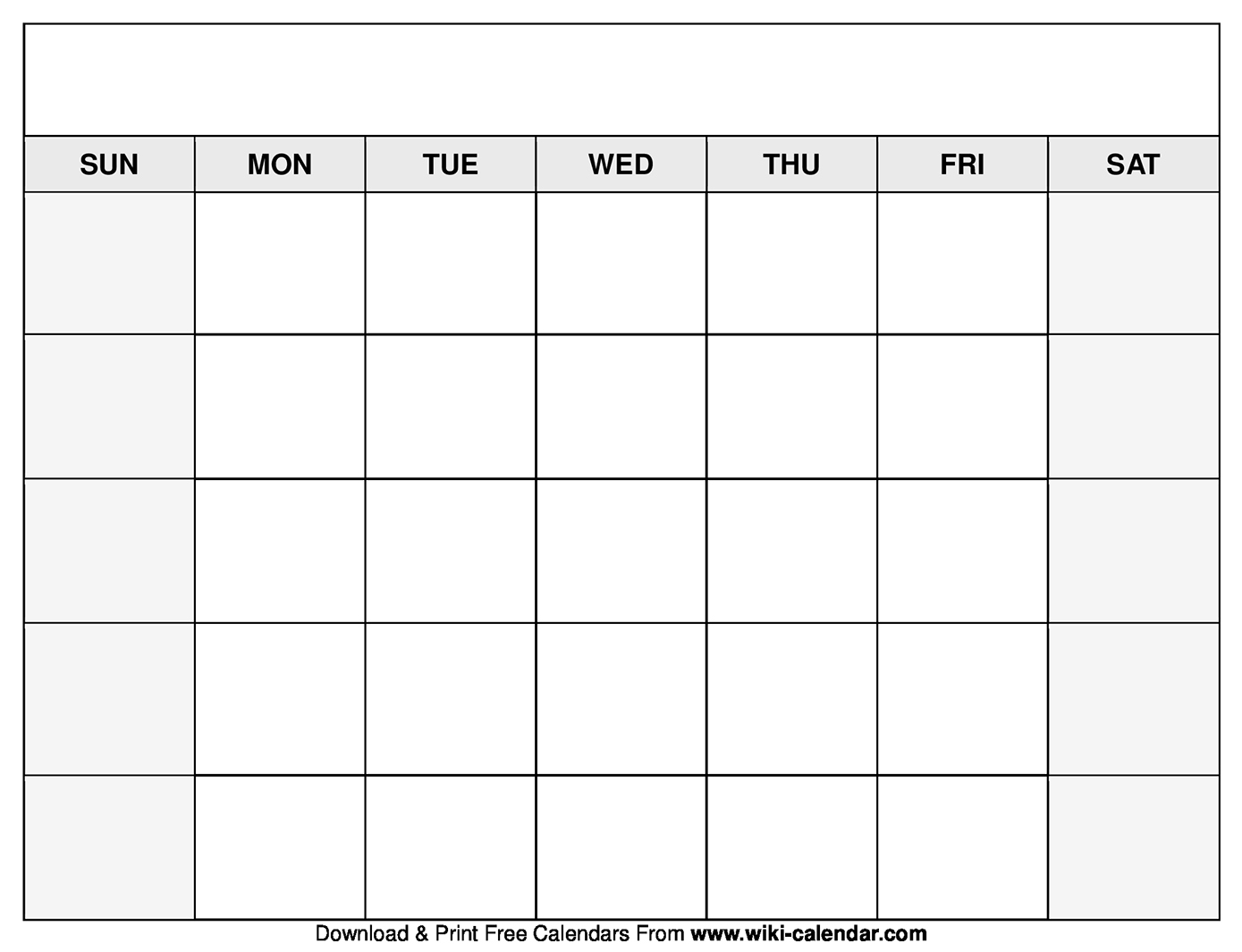 photo relating to Calendars Printable identified as Printable Blank Calendar Templates