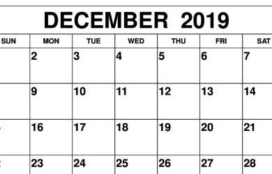 Calendar December 2019 January 2020.Blank 2019 2020 Calendar Printable Templates Wiki Calendar Com