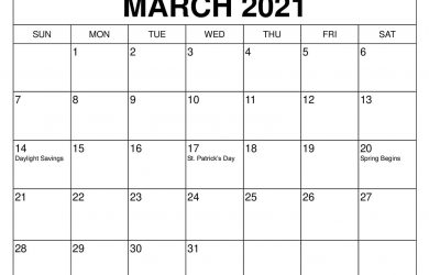 Download and print calendars for 2020, 2021   Wiki Calendar